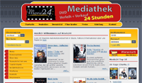 Movie24 Stade - Automatenvideothek