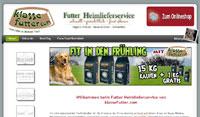 KlasseFutter.com ...aus Liebe zu deinem Tier!