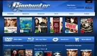 Cinebuster - Automatenvideothek