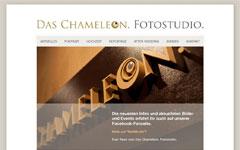 Das Chameleon - Fotostudio