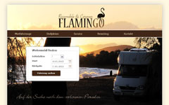 flamingo reisemobile