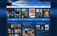 Technovideo Bogen- Automatenvideothek