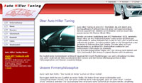 AHT - Tuning - Albert Hiller